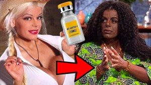 Martina Big Before And After Using Melanotan II