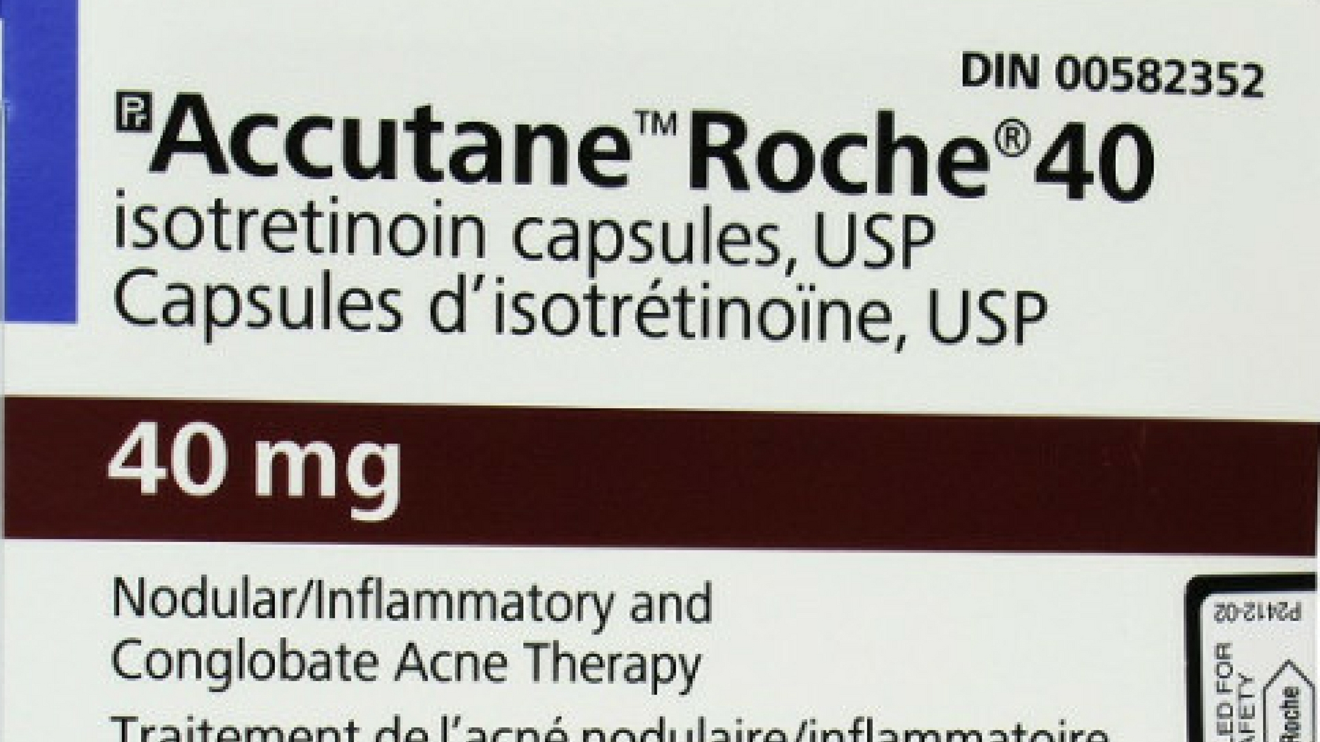 Accutane Review - Accutane Box