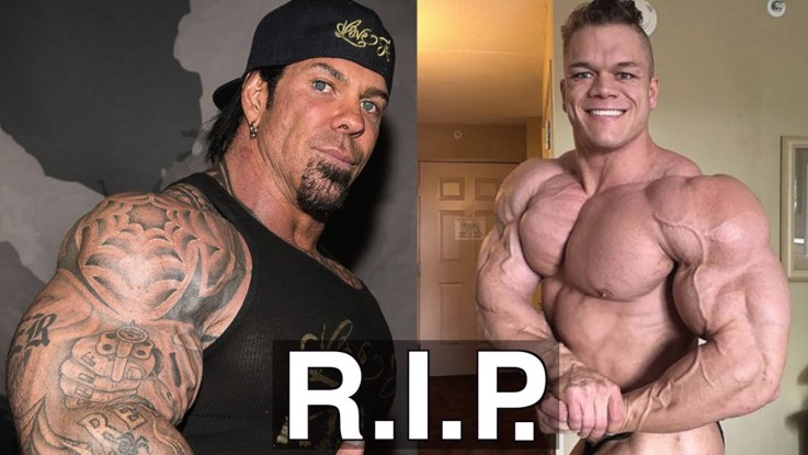 Rich Piana and Dallas McCarver