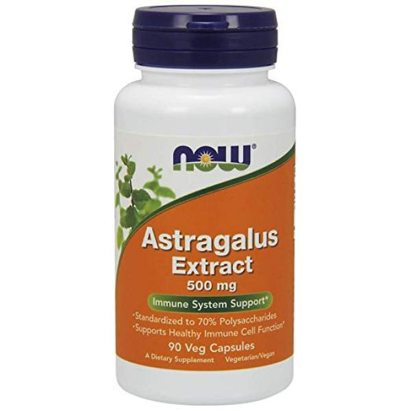 Bottle Of Now Supplements, Astragalus Extract