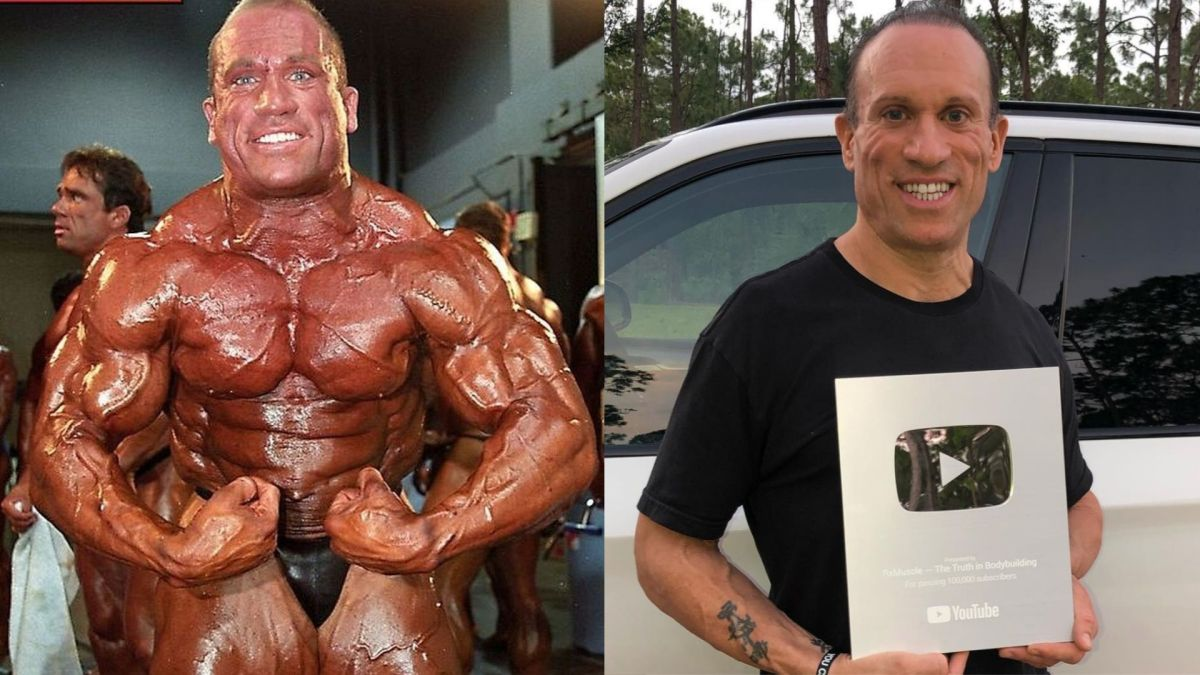 Dave Palumbo Before And After Retirement