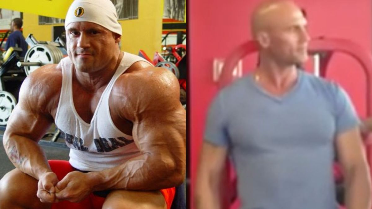 Mike Morris Bodybuilder Before And After Retirement