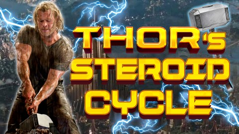 Chris Hemsworth's Steroid Cycle He Took To Prepare For His Role As Thor