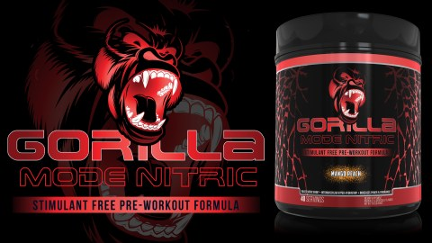 Gorilla Mode Nitric Review
