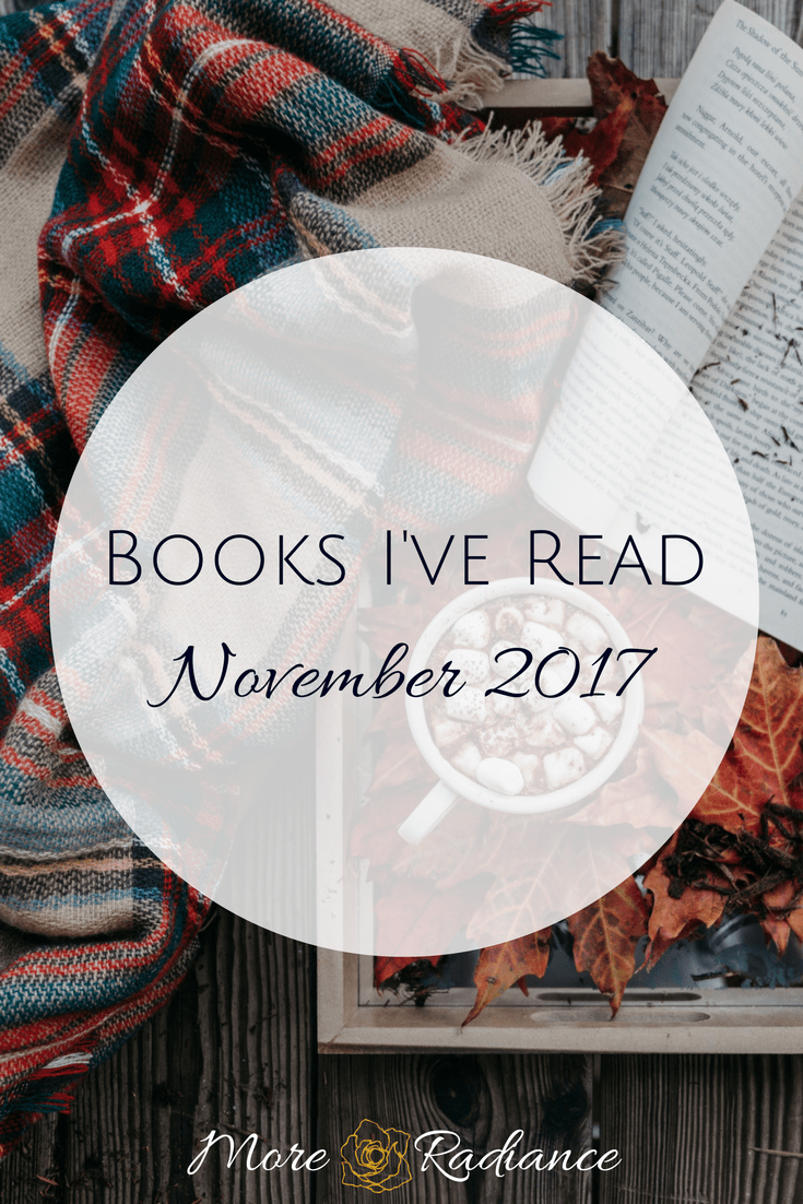 Books I've Read {November 2017}