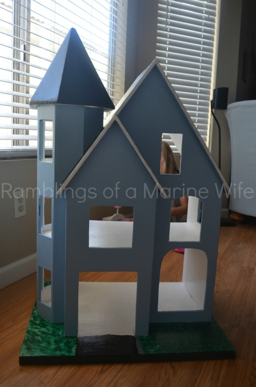 Decorating A Dollhouse On A Budget Nothing But Room