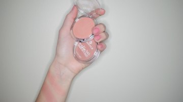 NEW ESSENCE SATIN TOUCH BLUSHES