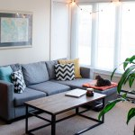 LIVING/DINING ROOM UPDATES & HOW IT'S FURNISHED NOW