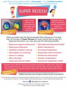 Super Recess Flyer