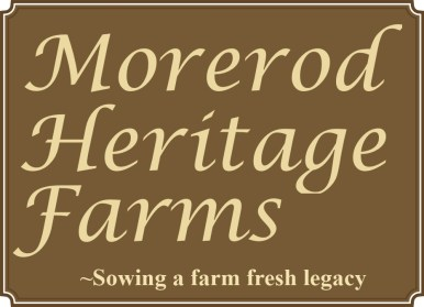 Morerod Heritage Farms - About Us
