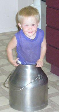 jordan milk bucket