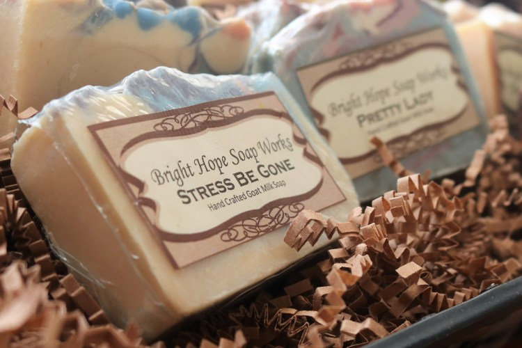 Inspiration Behind Bright Hope Soap