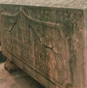 קברו של אבא אלבאז בצפרו