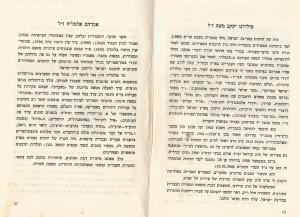זעקת יהודי מרוקו ה-5
