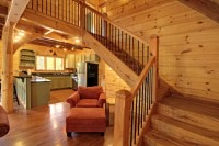 Timber stairs & handrails, interior and exterior custom ...