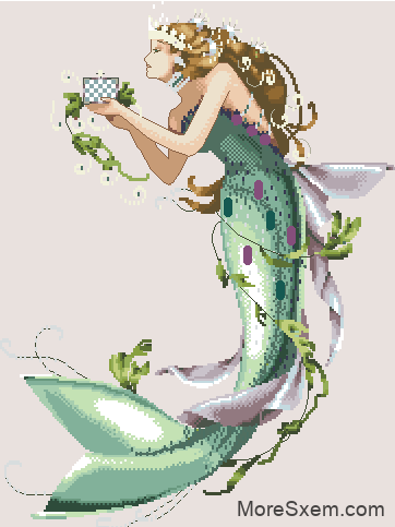 королева русалок