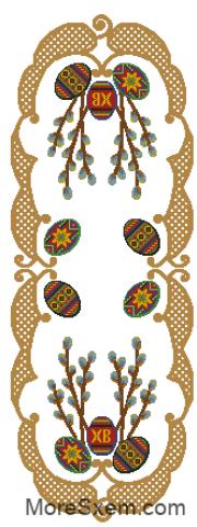 Пасхальная накидка