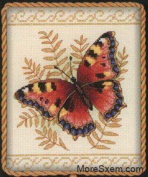 Изящная бабочка