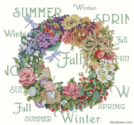 Венок всех сезонов