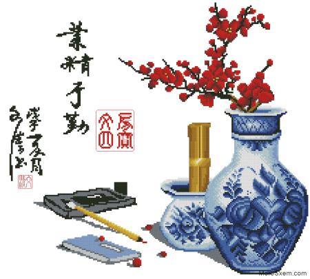 Восточная композиция