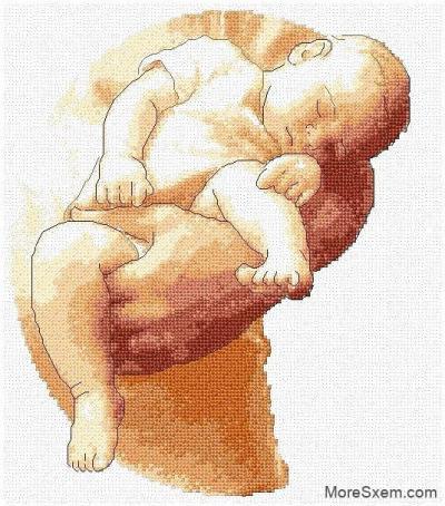 "Метрика ""Спящий малыш"""