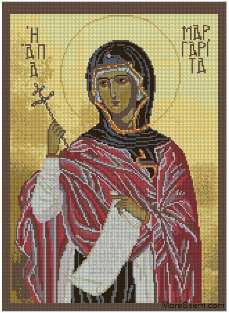 Святая Маргарита (Марина)