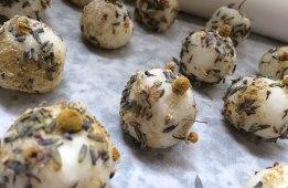 Lavender Patchouli Truffles