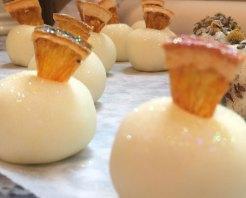 Sweet Orange Patchouli Truffles