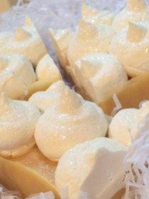 More Tea Soaperie - Lemon Meringue Lovelies