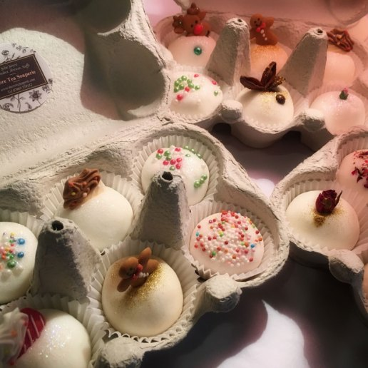 Christmas 2018 at More Tea Soaperie