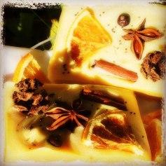 Sweet Orange and Cinnamon Festive Lovely - lavish, rich and warming