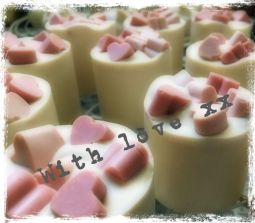 Valentine's Lovelies from More Tea Soaperie