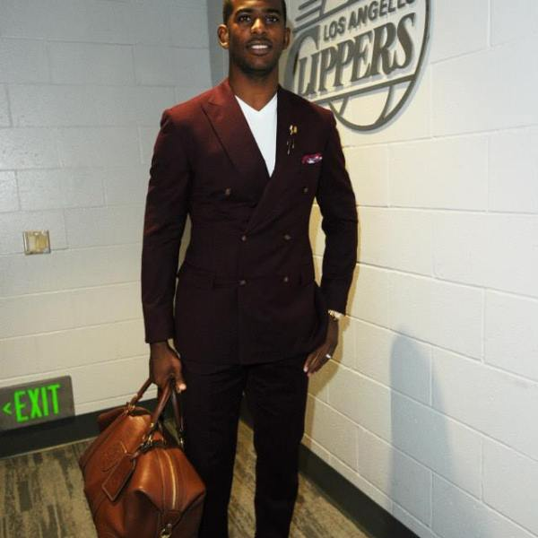 Trend: NBA Players Swap Gym Bags For Luxurious Man-Bags