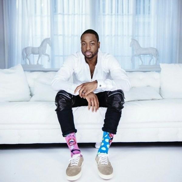 Dwyane Wade Debuts His Latest Collabs With Stance Socks & Li-Ning Footwear