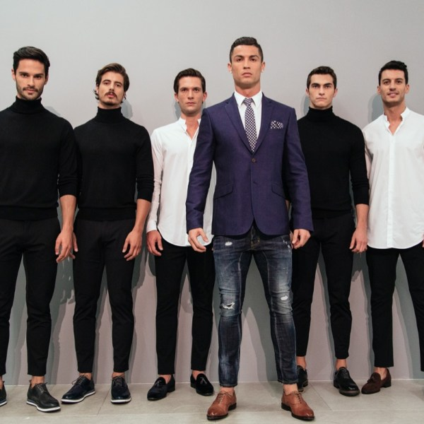 Cristiano Ronaldo Strikes Big With New Fall/Winter CR7 Footwear Line