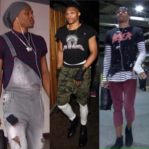 Russell Westbrook's 3 Most Recent Bold Fashion Moves