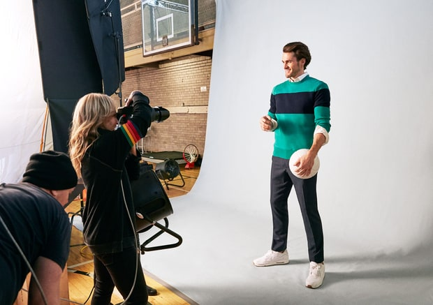 NBA Kevin Love Is Banana Republic's First Athlete Brand Ambassador