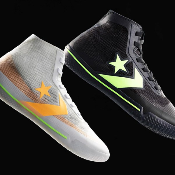 "Converse All Star Pro BB ""HyperBright"" Test Run"