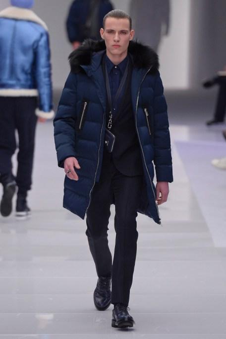Versace Men's Fall 2016