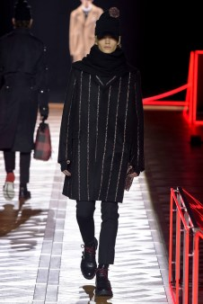 Dior Homme Men's Fall 2016