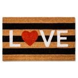 love coir doormat