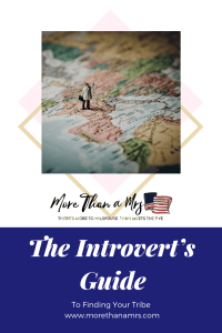 The Introvert's Guide to Finding Your Tribe