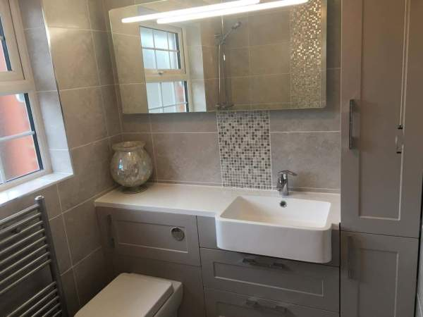 Occonor – bathroom project , Doncaster