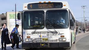 Blame low density for low bus ridership