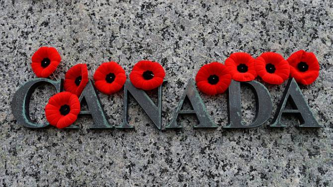 Considering Love and Sacrifice on Remembrance Day