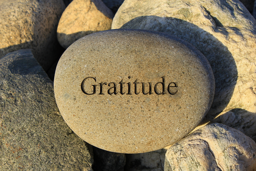 Beginning with Gratitude: Starting the New Year with Contentment