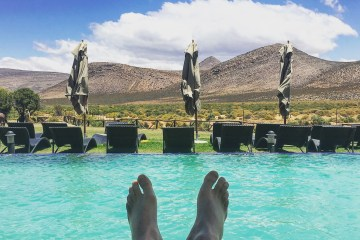 Aquila Private Game Reserve Pool