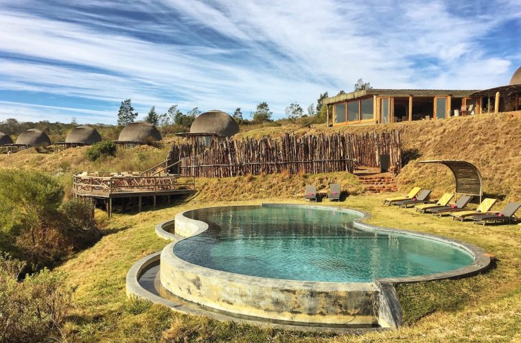 Gondwana Game Reserve Watering Hole