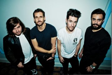 Bastille Wild World Tour Comes to Durban Photo by Wolf James