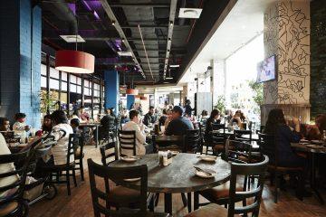 PRIMI Restaurant Canal Walk Cape Town Inside
